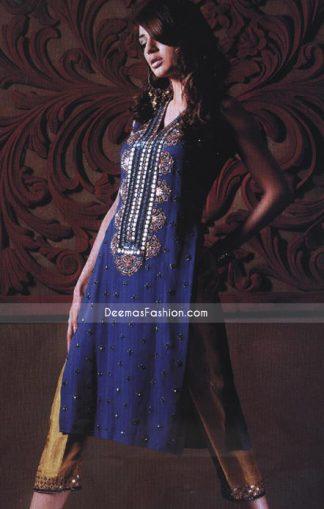 Stylish Blue