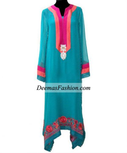Ferozi Aline Casual Wear Dress