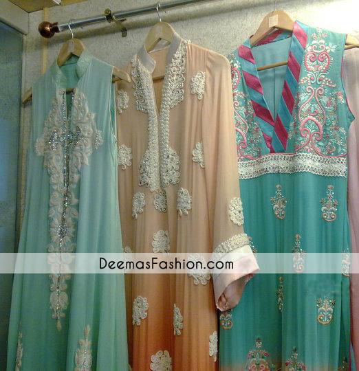 Multi Party Wear Semi Formal Dresses